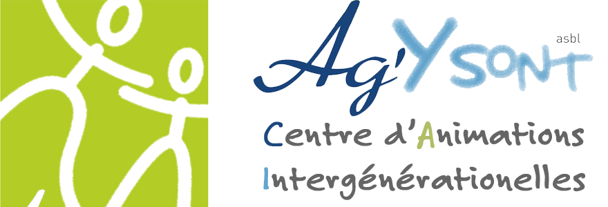 Ag 'Y Sont asbl – Centre d'animations intergénérationnelles Mobile Logo